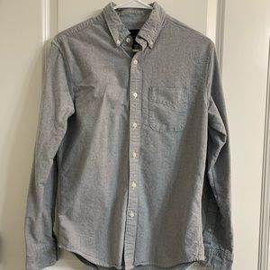 American Eagle Mens Button Up Shirt